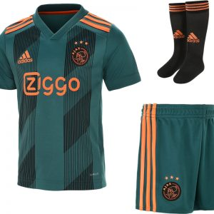 adidas Ajax Uit Tenue Little Kids