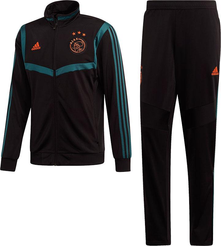 adidas Ajax Trainingspak Presentatie