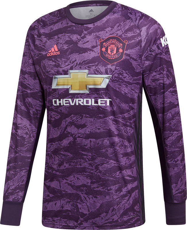 adidas Manchester United Thuis Keepershirt