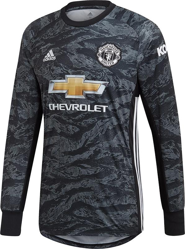 adidas Manchester United Uit Keepershirt