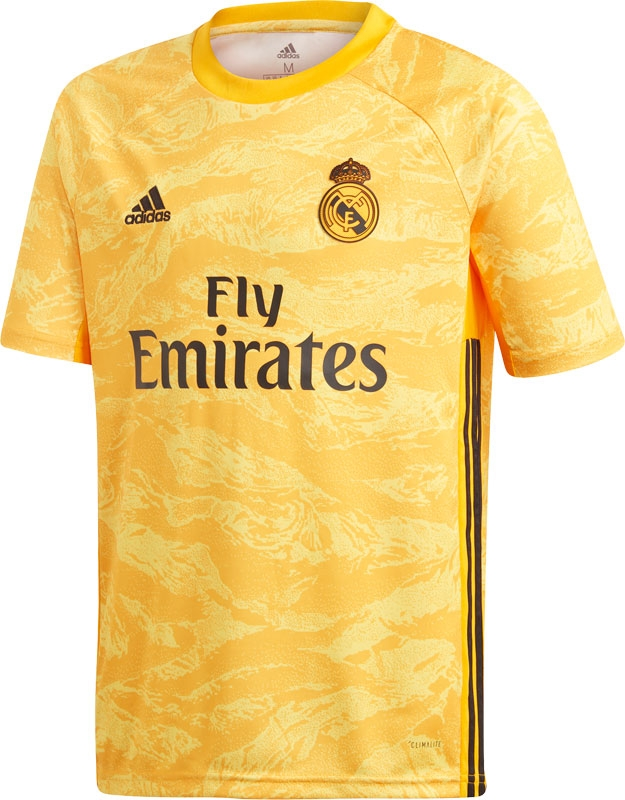 adidas Real Madrid Thuis Keepershirt Kids