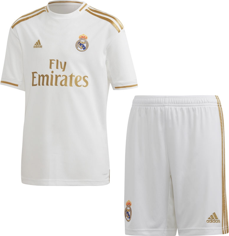 adidas Real Madrid Thuis Tenue Kids
