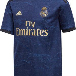 adidas Real Madrid Uit Shirt Kids