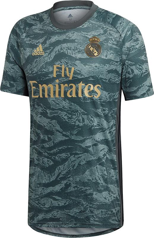 adidas Real Madrid Uit Keepershirt