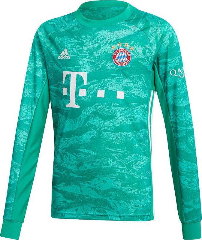 adidas Bayern München Thuis Keepershirt Kids