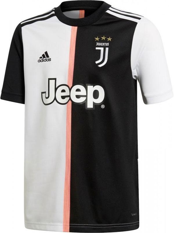 adidas Juventus Thuis Shirt Kids