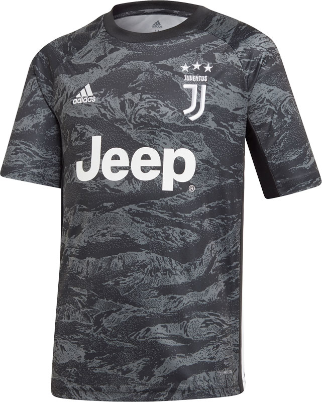 adidas Juventus Uit Keepershirt Kids