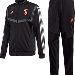 adidas Juventus Trainingspak Presentatie
