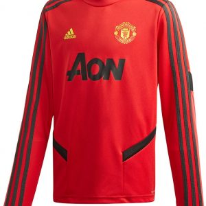 adidas Manchester United Training Top Kids