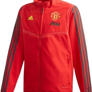 adidas Manchester United Pre-Match Jacket Kids