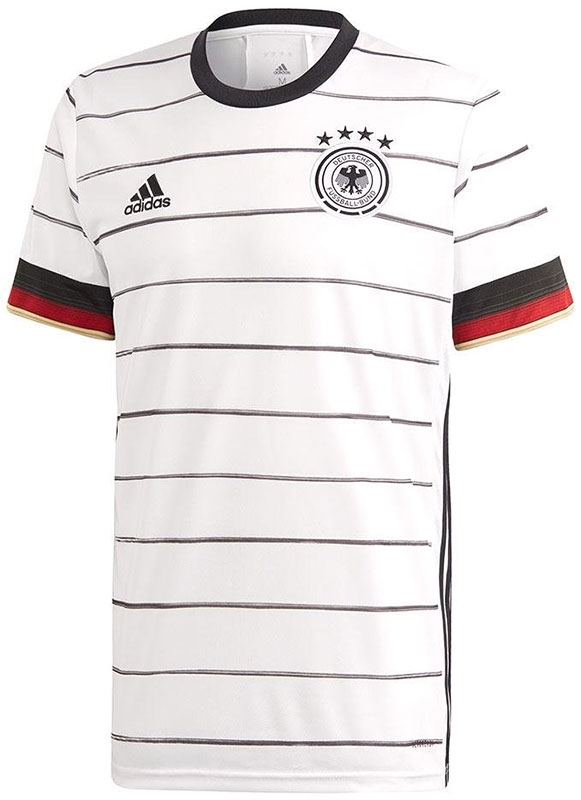 adidas Duitsland Thuis Shirt