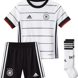 adidas Duitsland Thuis Tenue Little Kids