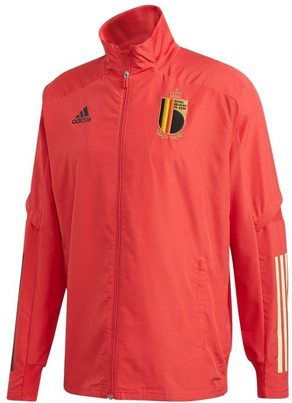 adidas België Pre-Match Jacket